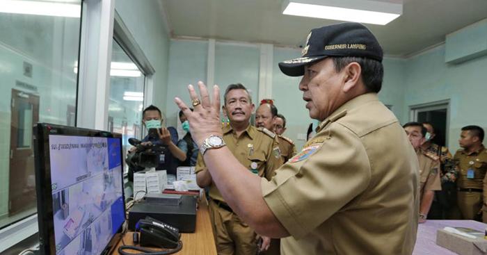 Cegah Dini Virus Corona, Gubernur Lampung Lakukan Tiga Antisipatif