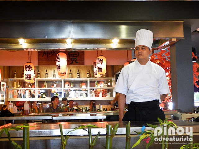 Banzai Authentic Japanese Buffet SM Mall of Asia