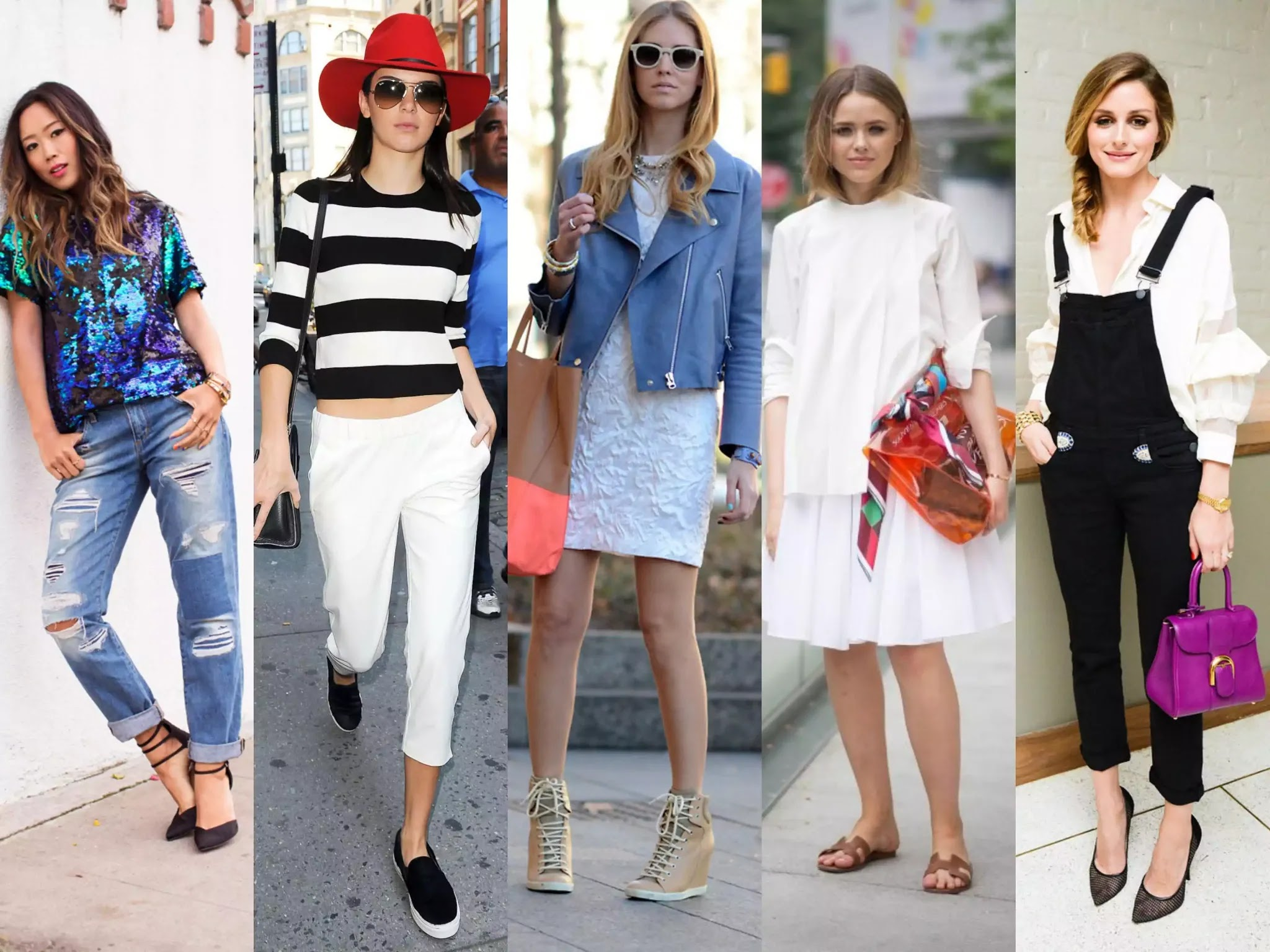casual style woman