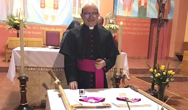 Monseñor Carlos Enrique Curiel Herrera, Obispo de la Diócesis de Carora