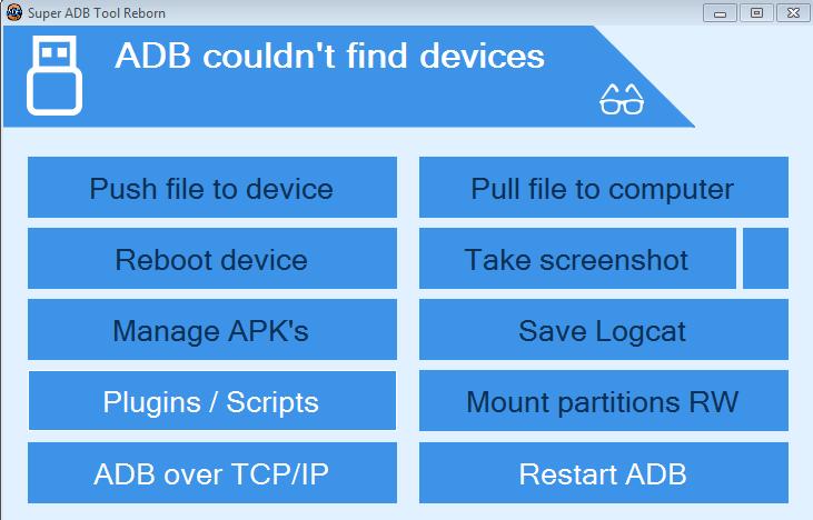 Super ADB Tool Reborn 1 3 0 0 Download free - Gsm 1x
