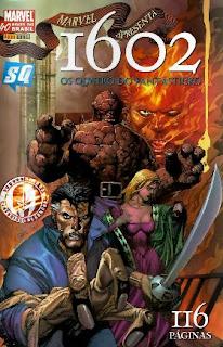 Marvel 1602: Os Quatro do Fantásticko
