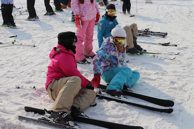 出乎意料之外!2018韓國首爾滑雪跟團過程大公開|洪川大明滑雪場 IMG 9629