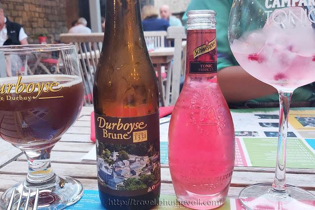 Durboyse beer - Durbuy brewery