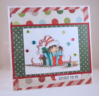 Heather's Hobbie Haven - Ellie the Elf Card Kit