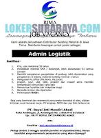 Bursa Kerja Surabaya Terbaru di PT. Royal Inti Mandiri Abadi Juli 2019