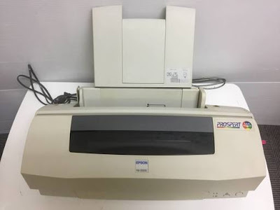 Epson Colorio PM-2000Cドライバーダウンロード
