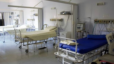 Ruang Isolasi Gawat Darurat Corona Pertemuan Akhir Pasien Dan Keluarga