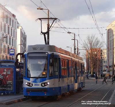 Duewag GT8C, MPK Kraków