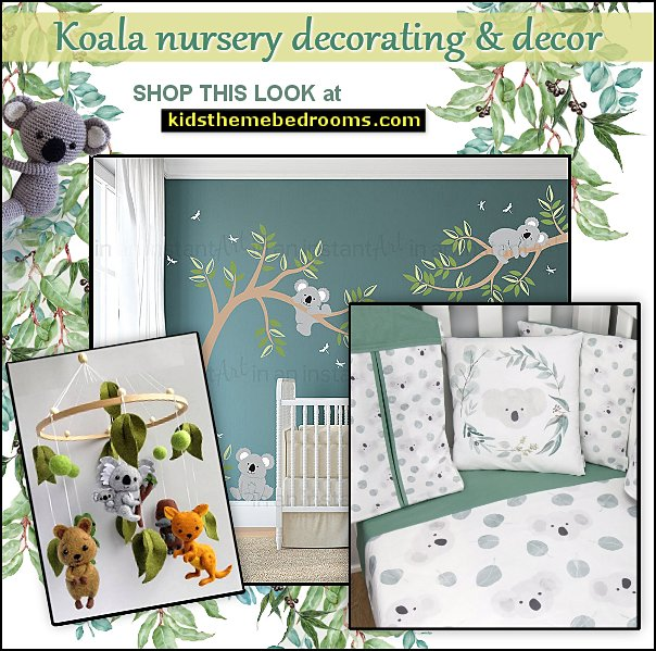 koala nursery koala bedding koala nursery decor australian nursery aussie koala baby nursery ideas
