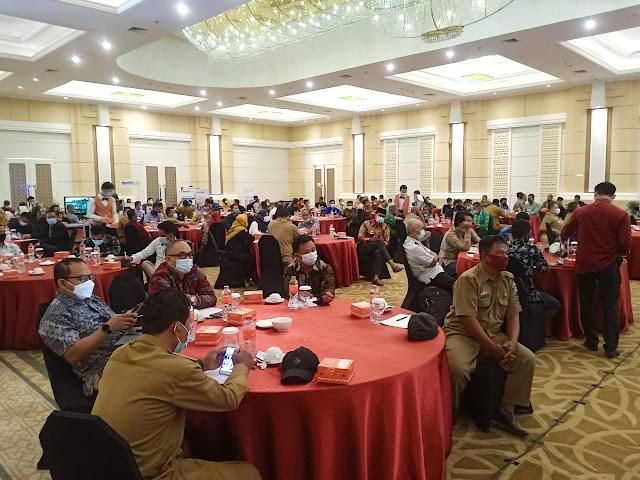 Pemprov dan Lembaga Jasa Keuangan Wujudkan One Village One Agent di Provinsi Lampung