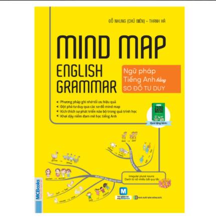 Mindmap English Grammar - Ngữ Pháp Tiếng Anh Bằng Sơ Đồ Tư Duy ebook PDF-EPUB-AWZ3-PRC-MOBI