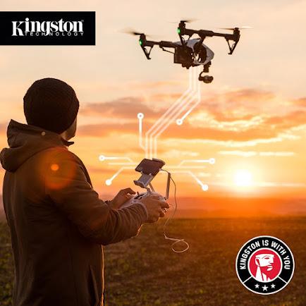 كينغستون تكنولوجي تطلق كينغستون معكم في منطقة الشرق الأوسط