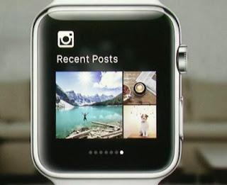 Instagram nixes aplikasi Apple Watch asli