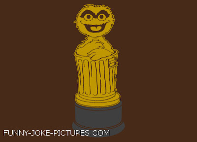Funny Oscars Grouch Joke Pictures