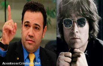 Polémica: Pastor evangélico brasileño dice que a John Lennon lo mató la ira de Dios