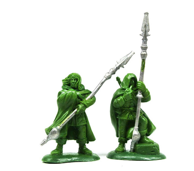 Eureka Miniatures: New Hawkmoon Flame Lance Veteran Guardians