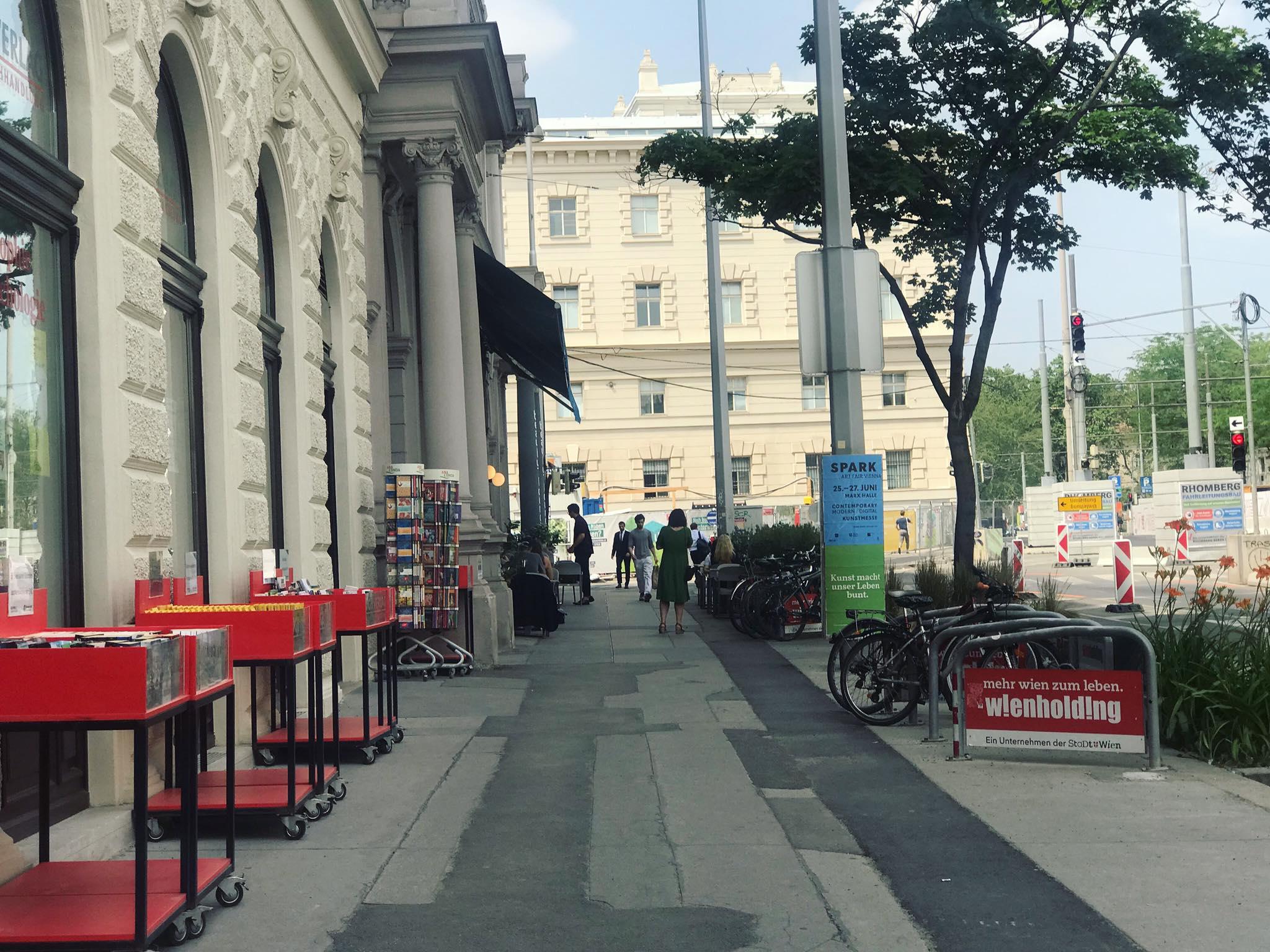 Vienna and Austria Travel, bookstore