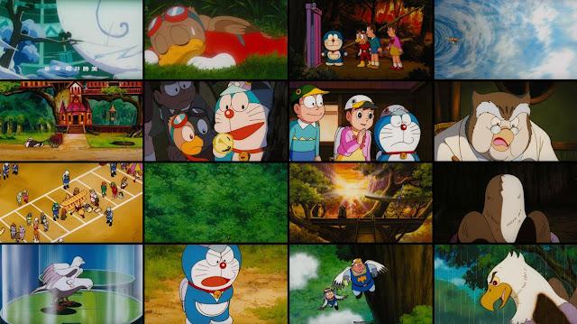 Doraemon The Movie Nobita Aur Birdopia Ka Sultan Full Movie In HINDI [720p HD] Download Screenshots