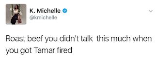 K. Michelle Loni Love Twitter Beef Net Worth