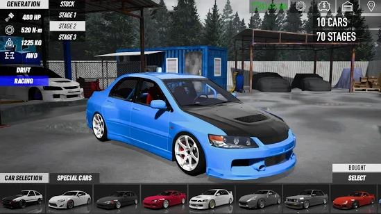 Touge Drift & Racing MOD APK for Android Download