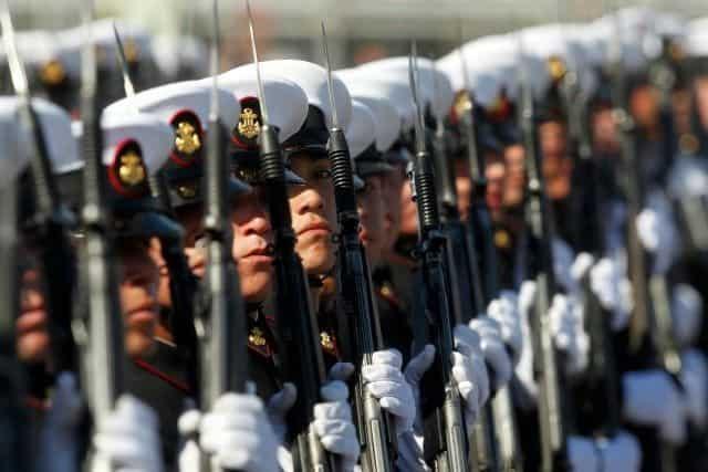 militares corruptos