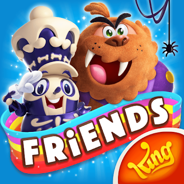 Candy Crush Friends Saga Hileli APK