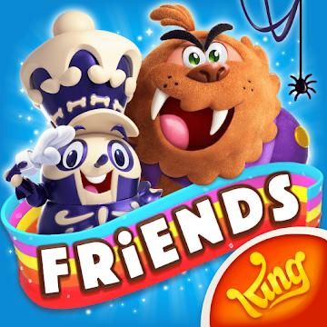 Candy Crush Friends Saga Hileli APK