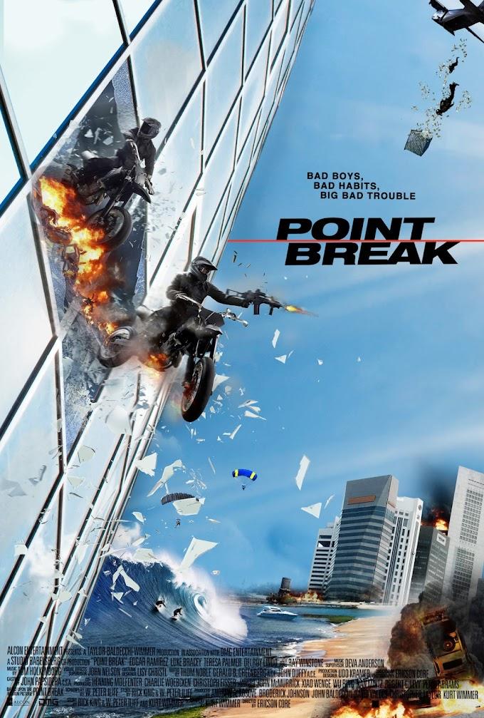 Point Break 2015 Kurdi 1080p BluRay