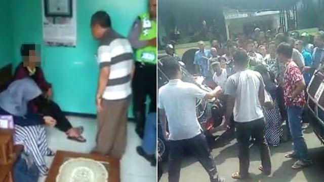 Heboh !! Sepasang Mahasiswa Ketahuan Mesum didalam Masjid !