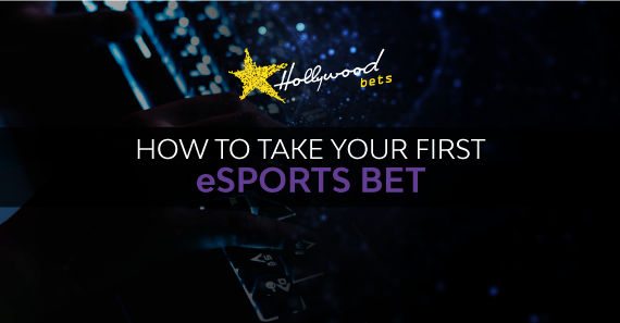 How to take your first eSports bet with Hollywoodbets