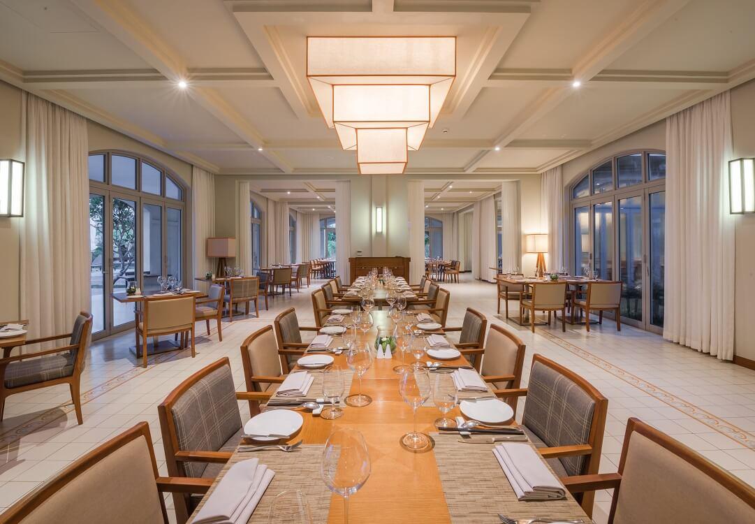 Nhà hàng Fress - FLC Luxury Resort Sầm Sơn