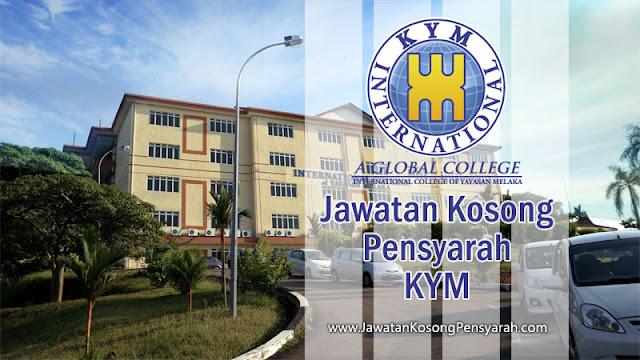 Jawatan Kosong Pensyarah Di Kolej Yayasan Melaka Jawatan Kosong Pensyarah