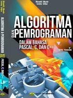 Algoritma dan Pemrograman dalam Bahasa Pascal, C, dan C++ (edisi keenam