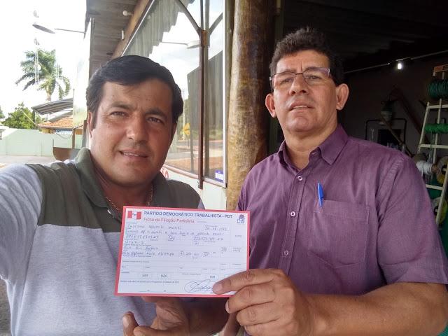 Luciano Moretti troca PSC pelo PDT em Nova Aliança