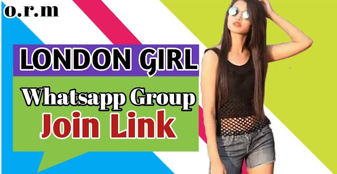 London Girl Whatsapp Group Link