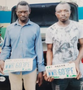 Police Arrest Two Suspects Who Murdered Their Landlord, Dump The Corpse In A Well And Robbed Him Of His Vehicle