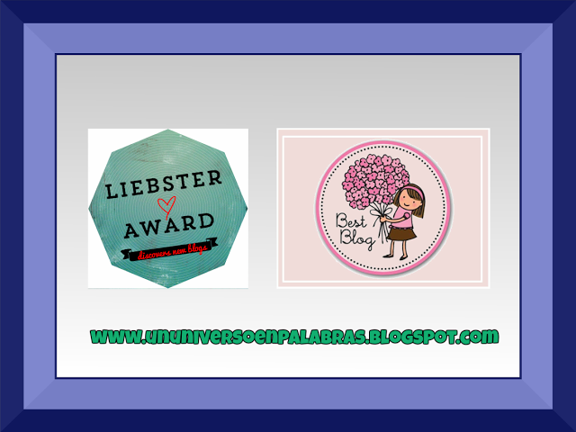 LIEBESTER  AWARD-BEST BLOG