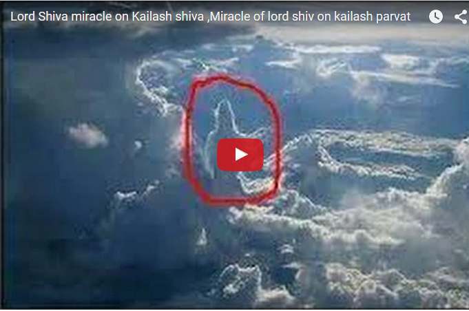 Lord Shiva miracle on Kailash shiva ,Miracle of lord shiv on kailash