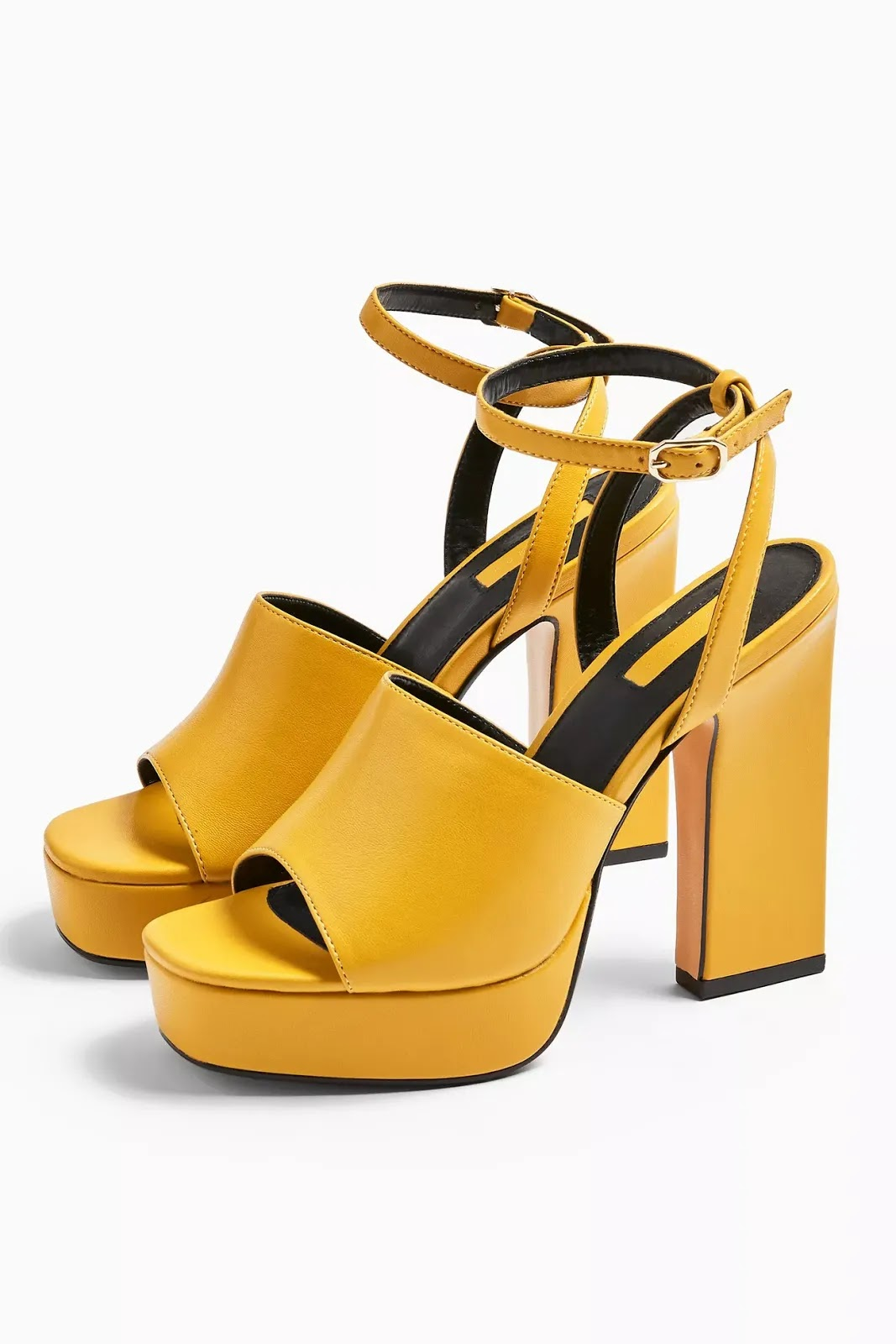RAFA Chunky Platform Shoes