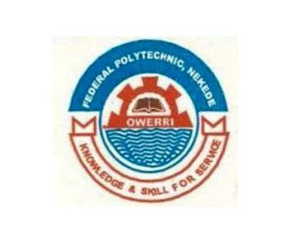 FedPoly Nekede Full Professional Diploma Admission Form 2017/18 Out