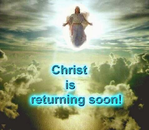 snart kommer jesus