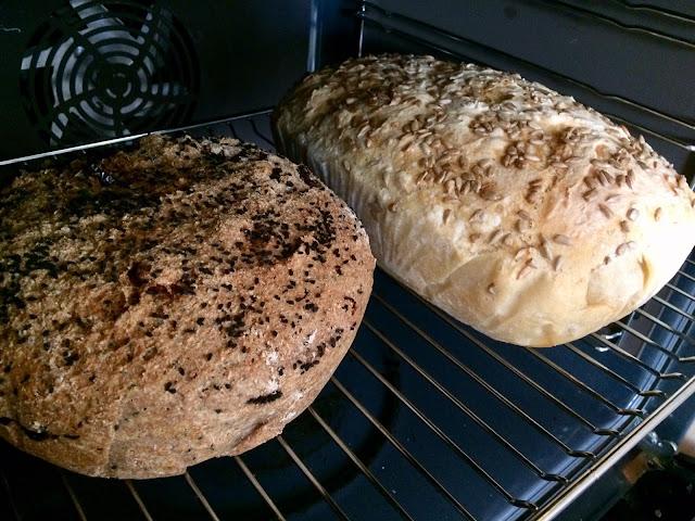 Domowy chleb - prosty przepis na chleb na drożdżach