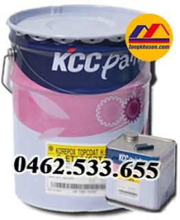 Sơn epoxy kháng hóa chất KCC EH4158