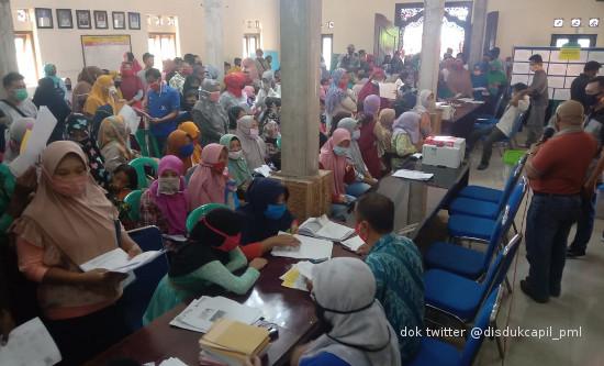 "Pelayanan Jemput Bola ""Jembol"" Disdukcapil Pemalang Besok di Balai Desa Penakir"