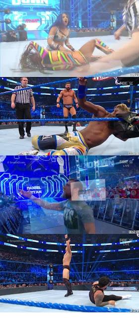 WWE Friday Night SmackDown 28th February 2020 Full Episode 480p HDTV    7starhd