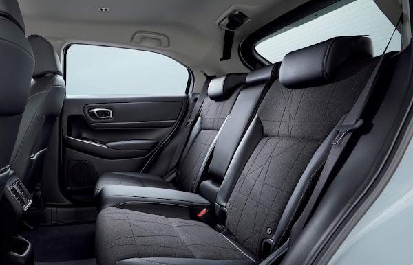 Novo Honda HR-V 2022