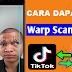 Cara Mendapatkan Filter Time Warp Scan di Tiktok dan Instagram, Filter Garis Biru Snapchat