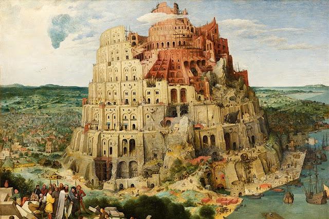 documentari sulla torre di babele