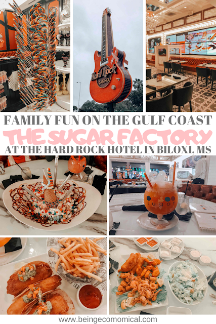 Family Fun On The Gulf Coast Of Mississippi - The Sugar Factory In Biloxi, MS
